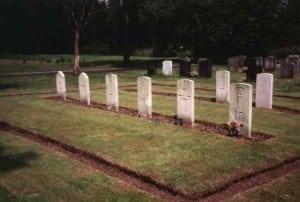Brandwood End Cemetery Birmingham
