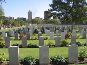 Cairo War Memoria lCemetery
