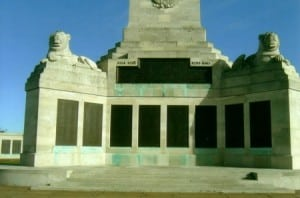 Chatham Navel Memorial Kent