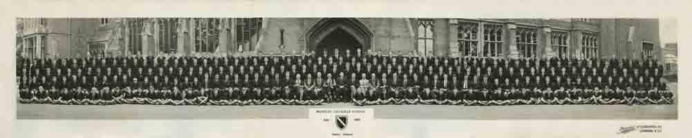 Photograph 1959 MGS Junior School