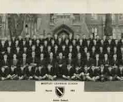 Photograph 1961 MGS Junior School