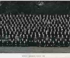 Photograph 1968 MGS Whole School