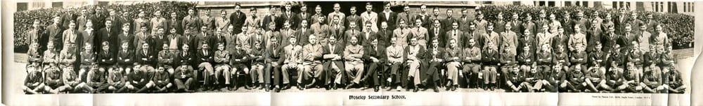 Photograph 1934 MSS Midgeley Ho. School