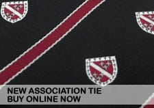 New design Moseleians Association tie just £10