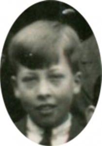 Stan Streeter 1934