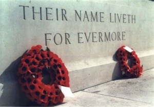 Their Names Liveth For Ever More