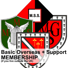 Basic Overseas + Support