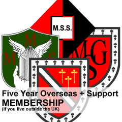 Five Year Overseas + Support