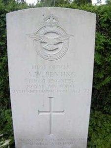 benting-headstone