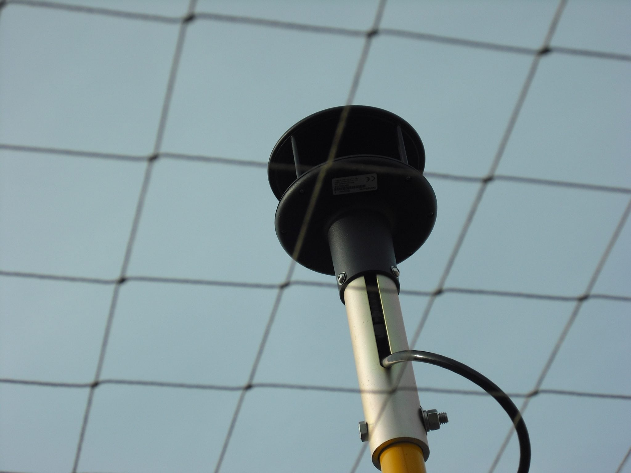 The digital weather station was part funded by the Moseleians Association
