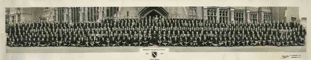 Photograph 1959 MGS Senior School
