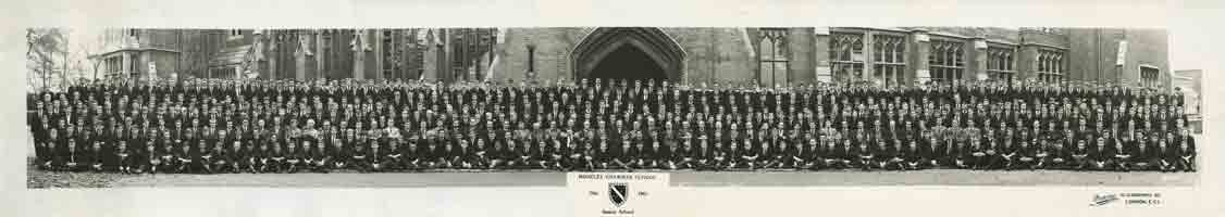 Photograph 1963 MGS Senior School