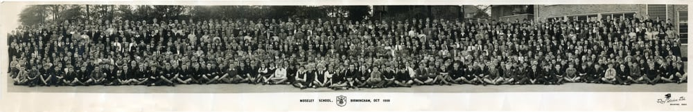 Photograph 1959 MM Whole School