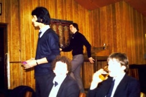 Easter 1979 Rugby Tour Portalbot - 6 Darts 180