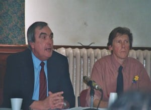 Roger Godsiff MP Visiting and Tony Thacker (2005)