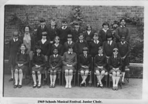 1969 Musical Festival. Juniors