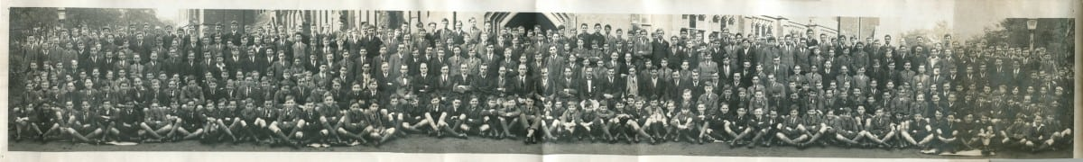 1926 MGS Whole School Oct