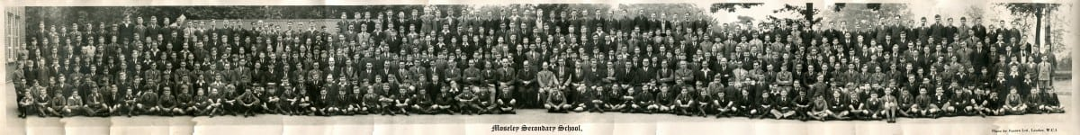 1934 MGS Whole School approx 1934