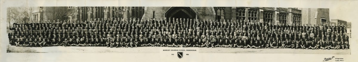 1955 MGS Whole School July