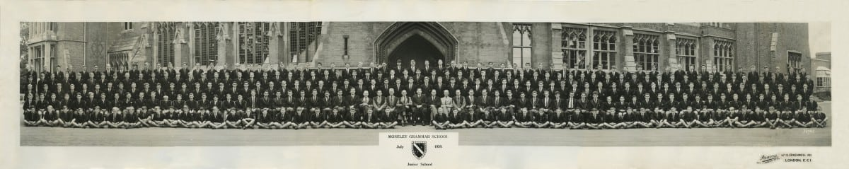 1959 MGS Junior School July