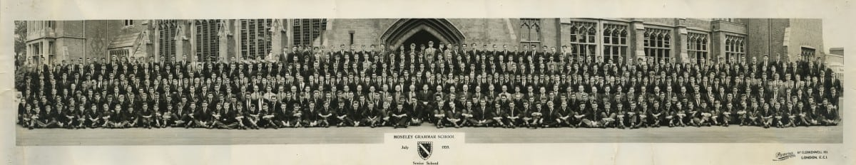 1959 MGS Senior School July