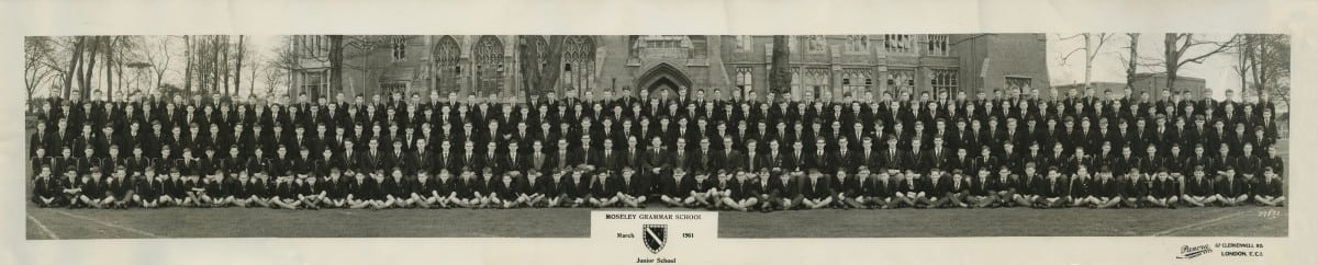 1961 MGS Junior School March