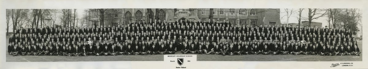 1961 MGS Senior School March