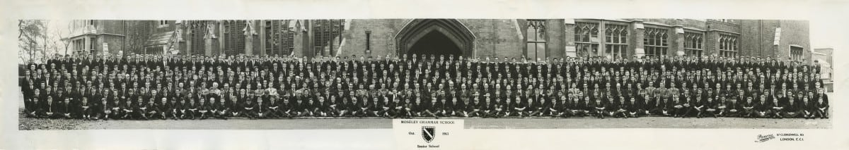 1963 MGS Senior School Oct